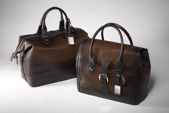 bolsos de viaje Gucci colección 1921