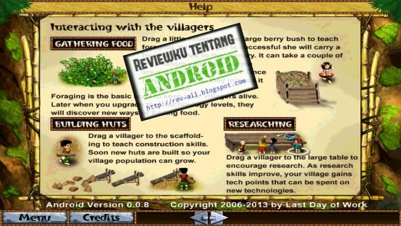 Bantuan game android Virtual villagers versi 1.4 - Permainan android mengatur sebuah desa kecil (rev-all.blogspot.com)