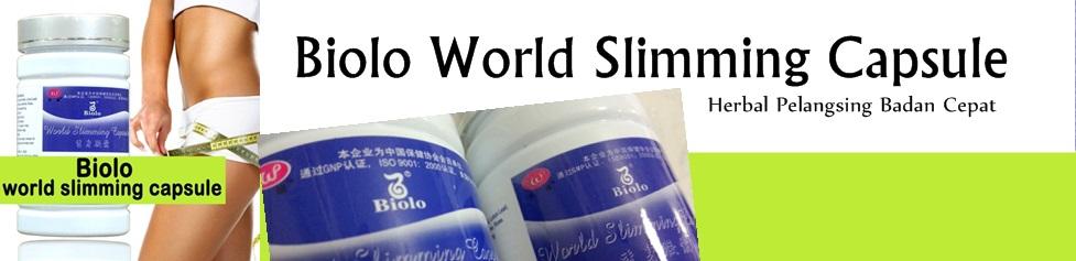 Obat pelangsing WSC Biolo - Herbal Langsing cepat Aman dan ampuh