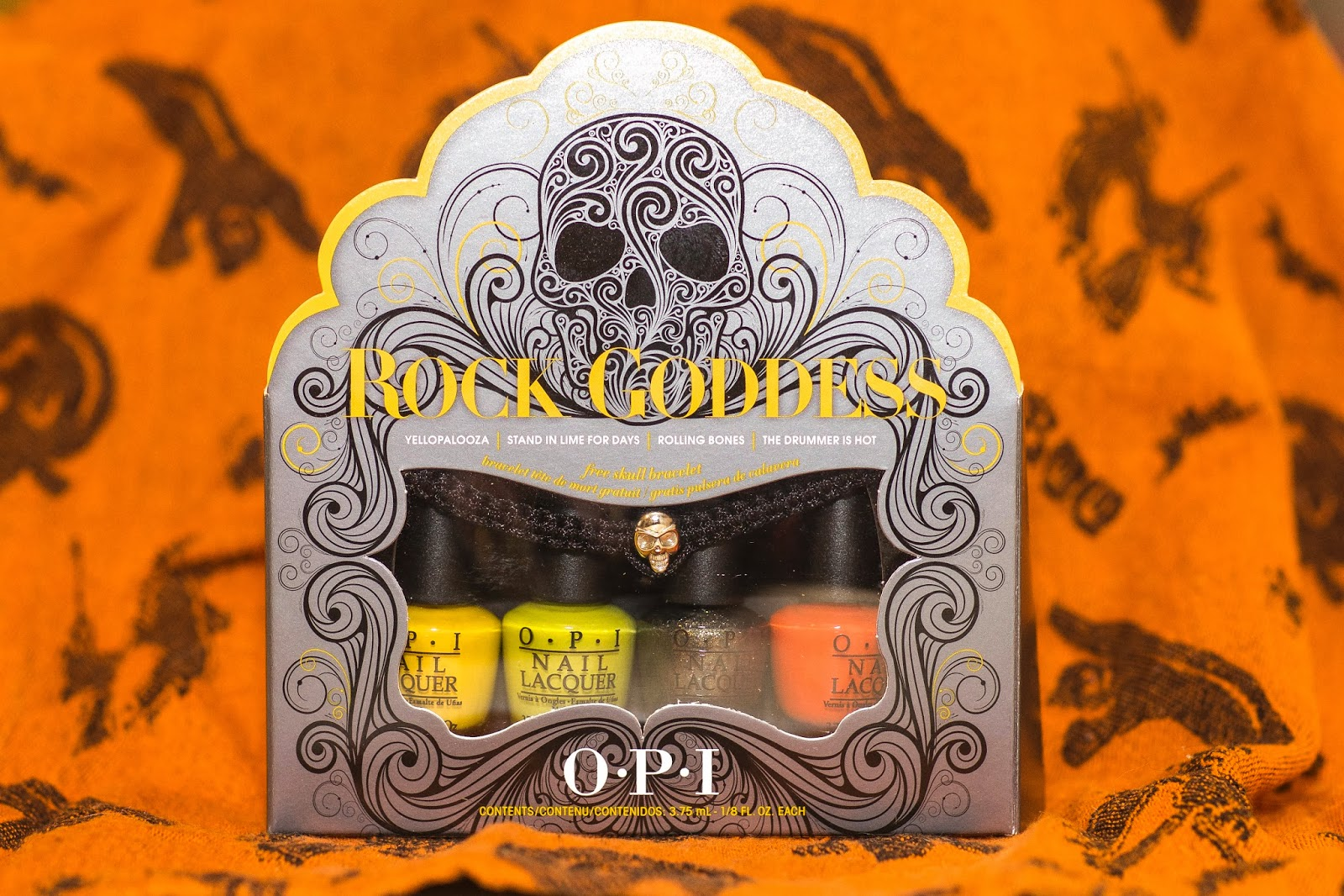 Opi goddess rock halloween nail polish collection forecasting dress in everyday in 2019