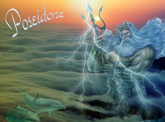 Fantasia in rete goccia a goccia si forma il mare - Mitologia greca mitologia cavallo uomo ...