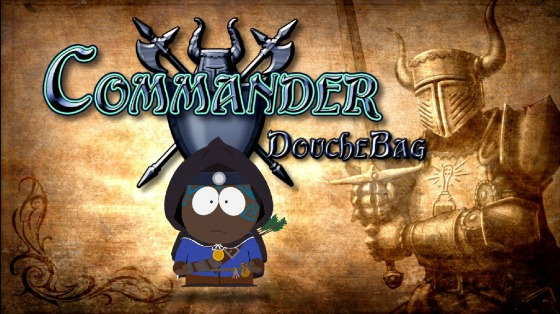 South Park: The Stick of Truth Commander Douchebag