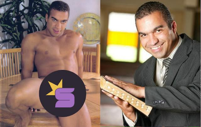 Conhecido como Júlio Vidal, o actor de filmes pornográfico se converteu e agora é pastor