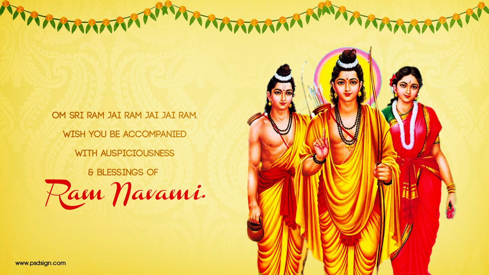 Sri Rama Navami 2015 Wishes Greetings Wallpapers Tags Sri