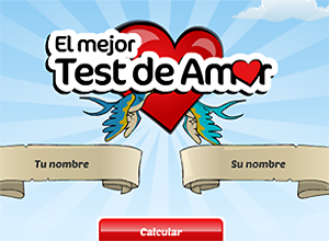 El mejor test de amor