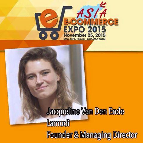 Jacqueline Van Den Ende, Lamudi Founder and Managing Director
