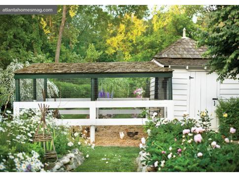 Willow bee inspired garden design no 6 2012 garden trends Atlanta home and garden