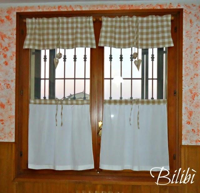 Bilib tendine per cucina for Tendine per cucina rustica