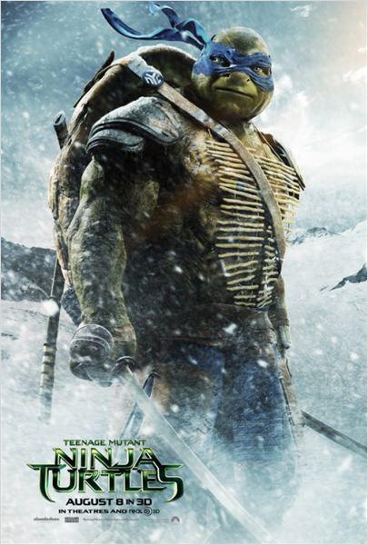 Estreia novo filme das Tartarugas Ninjas 2014