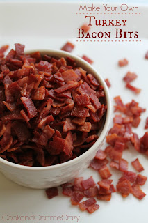 http://cookandcraftmecrazy.blogspot.com/2014/06/make-your-own-turkey-bacon-bits.html