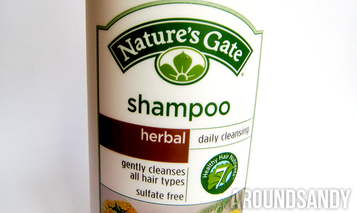 natures gate shampoo herbal