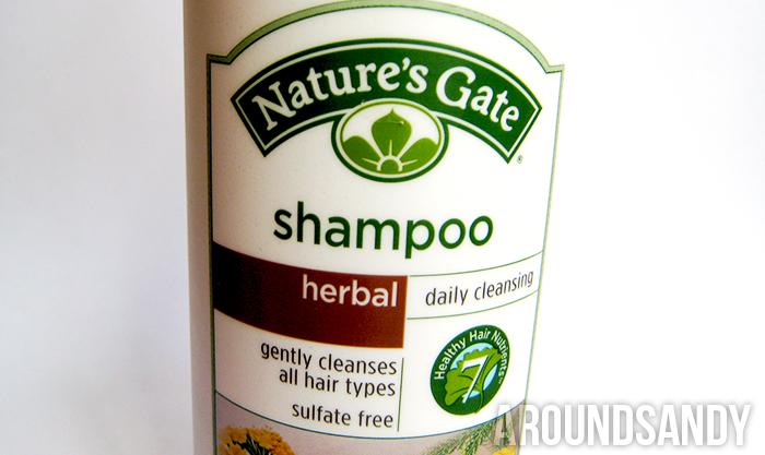 Natures Gate Herbal Body Wash