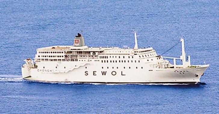 Feri Sewol
