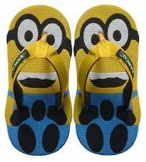 Sandal lucu Minion