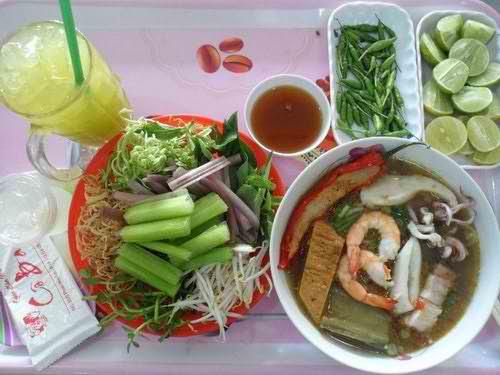 Địa chỉ những quán bún mắm ngon ở Sài Gòn, quan an sai gon, am thuc, diem an uong, dia chi an uong, quan an ngon, diemanuong365