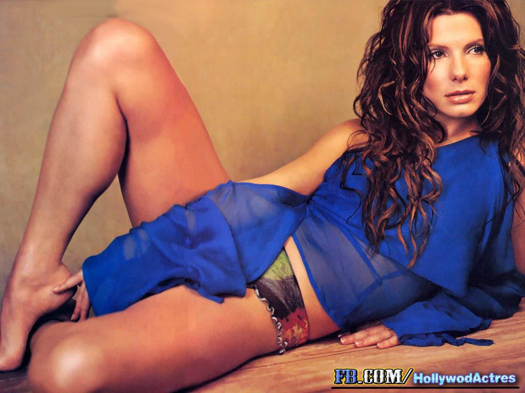 Sandra Bullock Hot