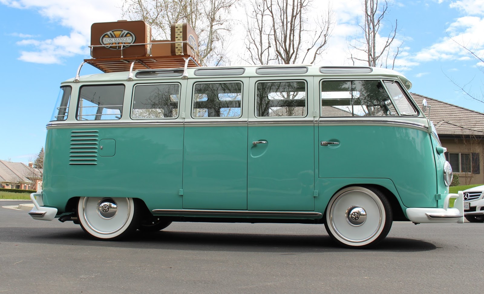 Covering Classic Cars : 1961 Volkswagen Bus From Our July Catalog Cover