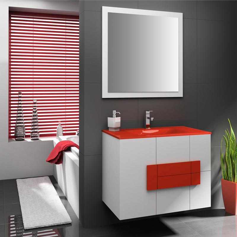Muebles Baño Color Naranja : Muebles de ba?o tu cocina y ba?o