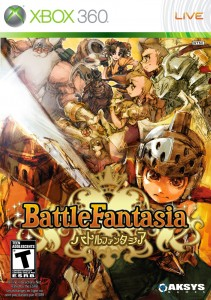 Download Battle Fantasia Torrent XBOX 360