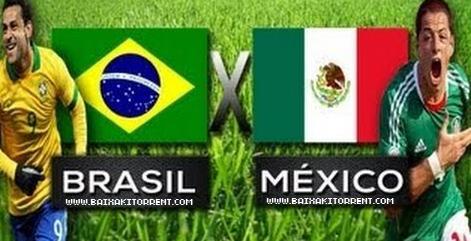 Assistir Jogo Brasil x México Ao Vivo Online - 19/06/2013 - Copa das Confederações