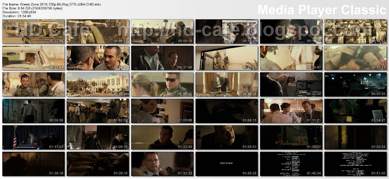 Green Zone 2010 video thumbnails