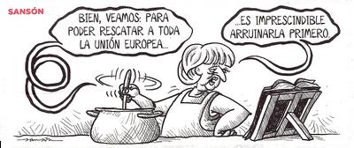Sansón el El diario Montañés
