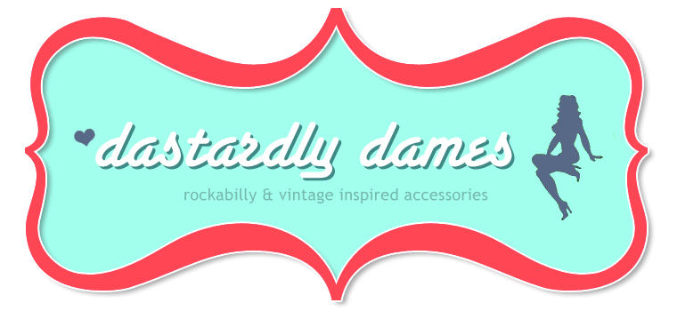 Dastardly Dames Accessories