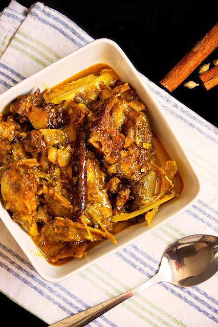 bengali rosha recipe
