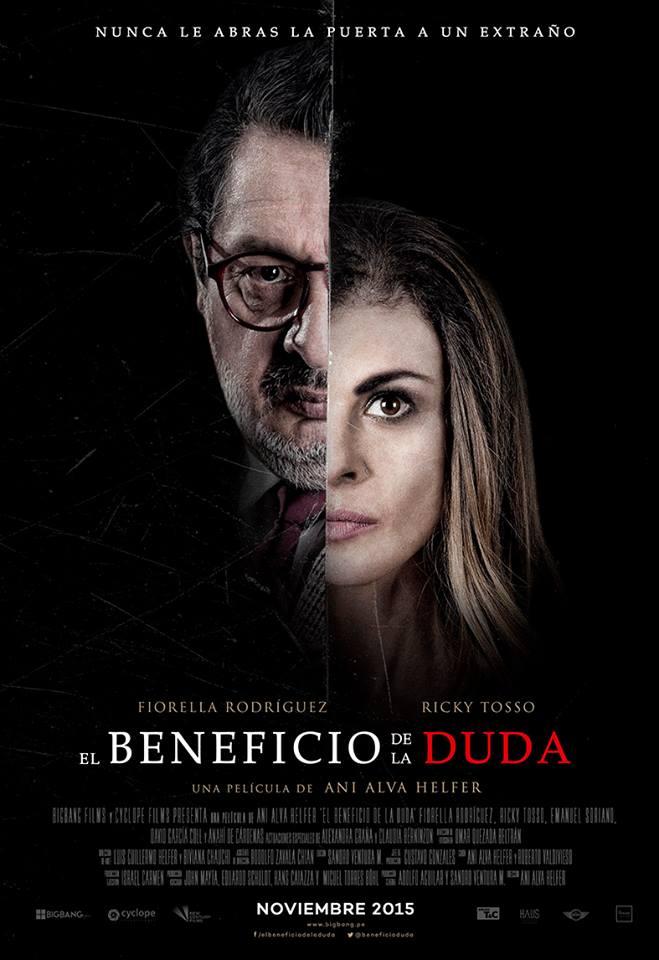 El beneficio de la duda (2015)