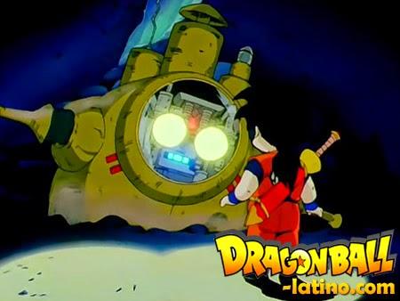 Dragon Ball Z capitulo 9