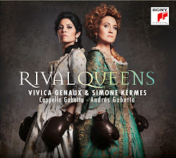 ♫ BAROQUE WITH A PUNCH: Vivica Genaux and Simone Kermes duel as Sony's Rival Queens