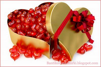 коробочка-сердечко своими руками на день святого валентина