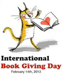 Dia Internacional da doação de LIVROS