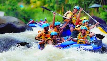 Sungai Air Berau Bengkulu