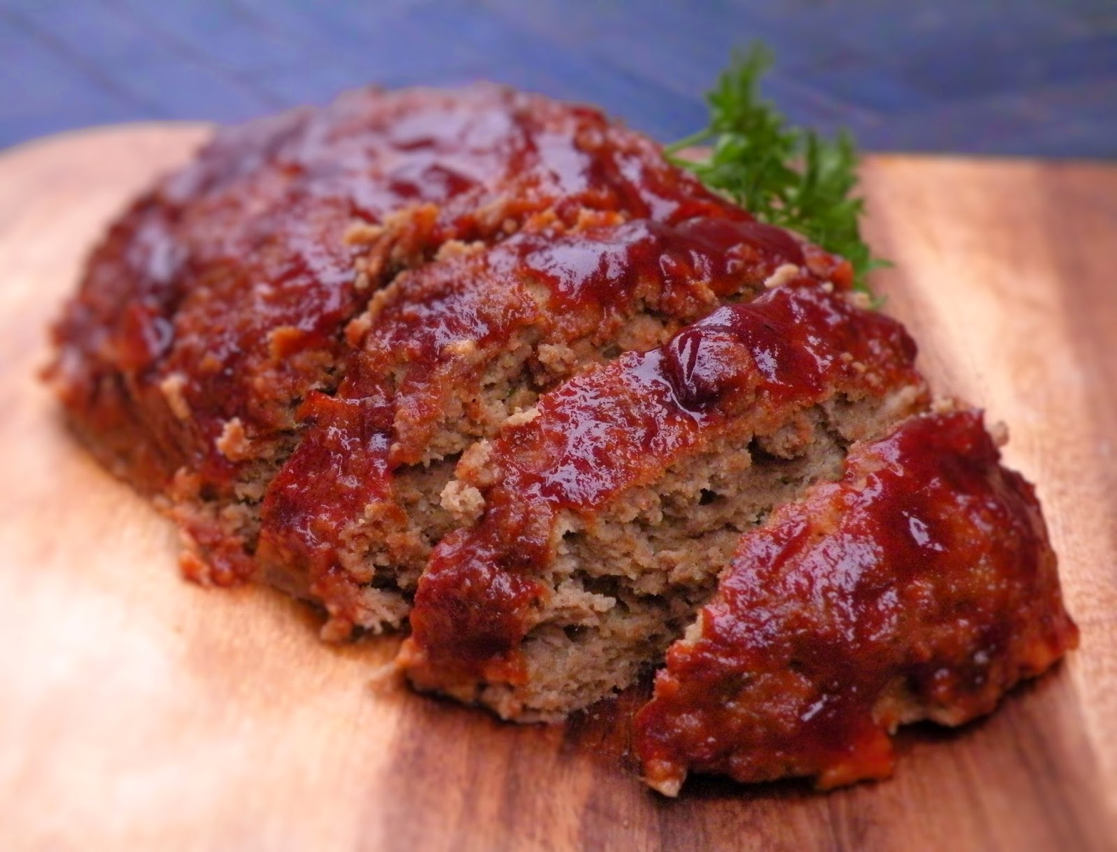... ago, one of my coworkers asked if I had a classic meatloaf recipe