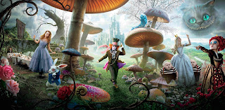 alice in wonderland 2010 live action film