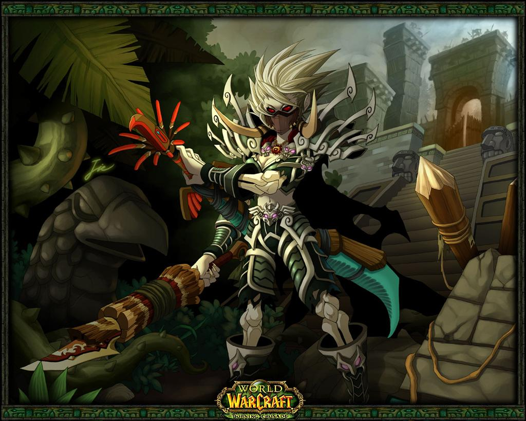 World of Warcraft HD & Widescreen Wallpaper 0.664143655535137