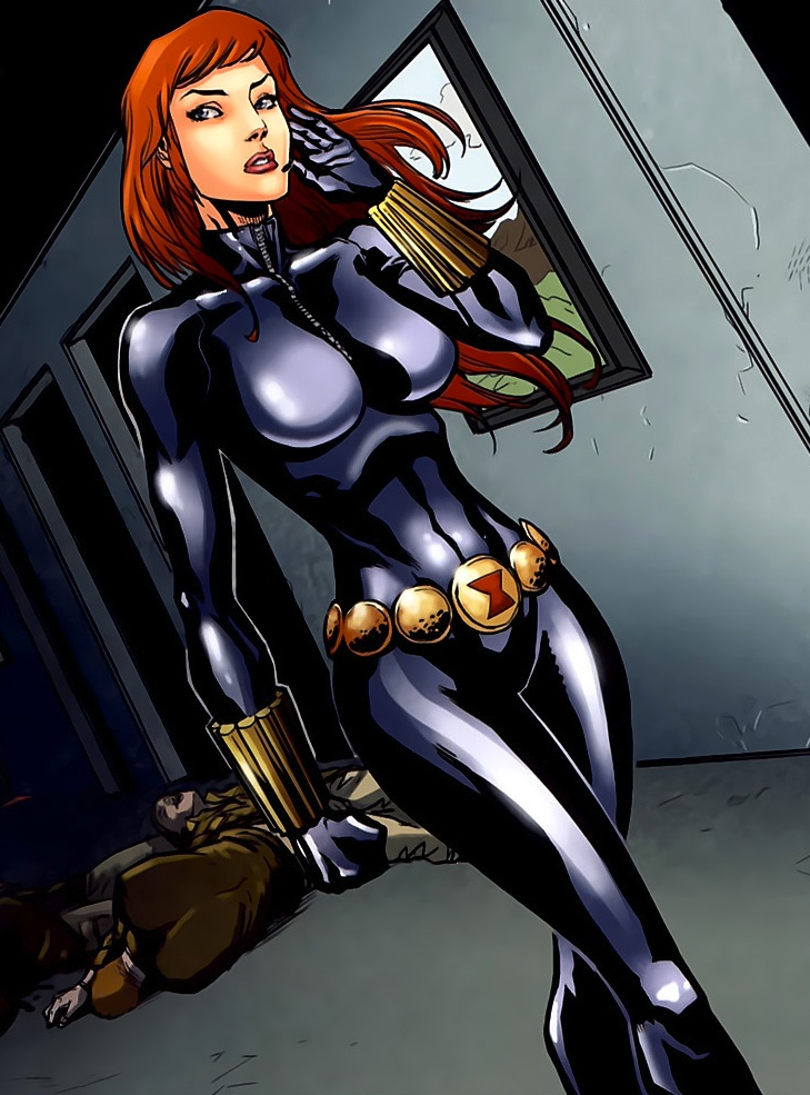Marvel black widow - photo#2