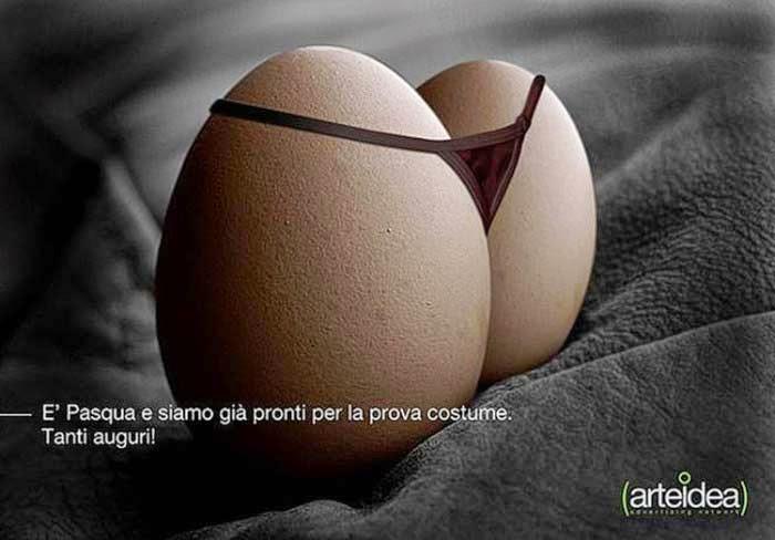 Publicidad Creativa, Pascua, Arteidea