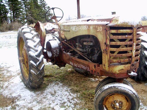 Massey Harris 30 tractor parts