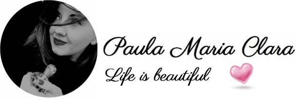 Paula Maria Clara Life is beautiful
