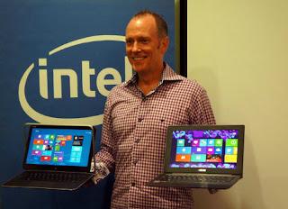 Teknologi Layar Sentuh Ultrabook Jadi Tren Komputer Tahun 2013