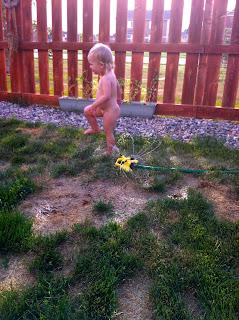 Berken Family: Being naked!