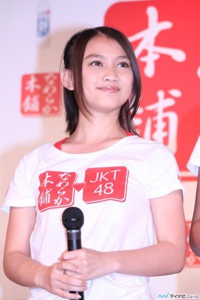 melody+jkt48+in+Japan Biodata dan Foto Profil Melody JKT48 Terbaru