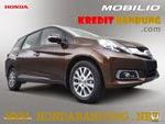 Simulasi Paket Kredit Murah Honda Mobilio RS Bandung