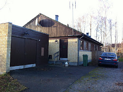 Our house in Örsjö