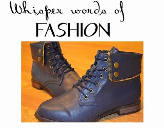 Giày Boot da Hàn quốc cực phong cách dành cho girl