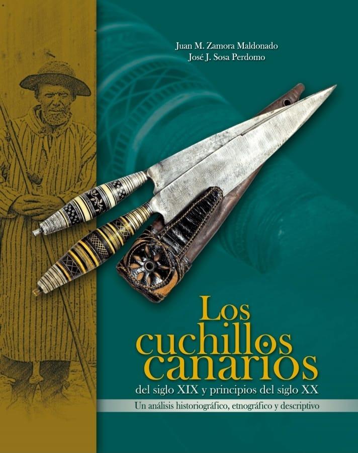 Cuchillos canarios José Sosa.