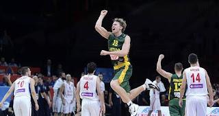 BALONCESTO (Eurobasket 2015) - Lituania venció a la subcampeona del mundo para acceder a la final Europea