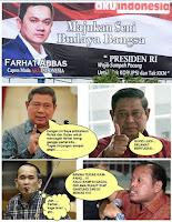 Farhat Abbas capres 2014 paling populer, Opini Indonesia